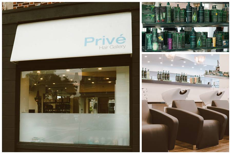 Prive Hair Gallery Kingsway Salon